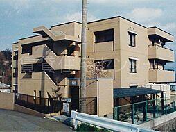ビバリーヒル園部[3階]の外観