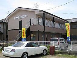 愛知県江南市宮後町王塚の賃貸アパートの外観