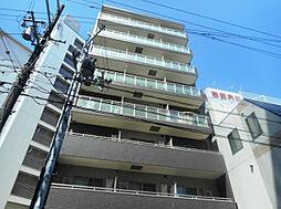 リバティ西三荘[3階]の外観