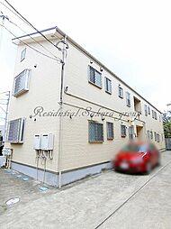 神奈川県藤沢市本町4丁目の賃貸アパートの外観
