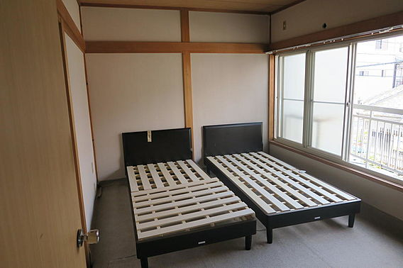 2階和室6帖。