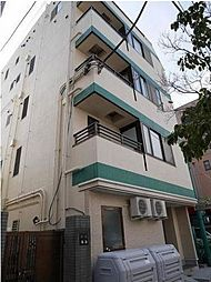 東京都文京区白山1丁目の賃貸マンションの外観