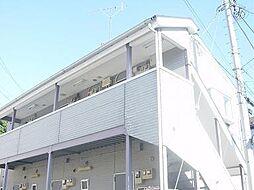 神奈川県川崎市麻生区万福寺2丁目の賃貸アパートの外観