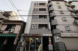 ロードヒル阪南町[3階]の外観