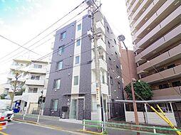 東京都葛飾区立石2の賃貸マンションの外観