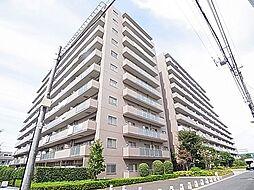 新松戸ガーデニア[813号室]の外観