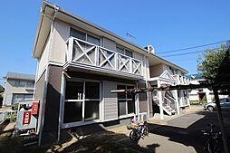 広島県広島市安佐南区八木8丁目の賃貸アパートの外観