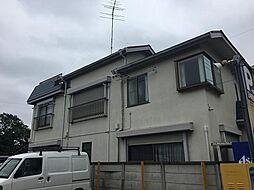 東京都練馬区豊玉中4丁目の賃貸アパートの外観