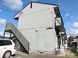 ハイツ島田[2階]の外観