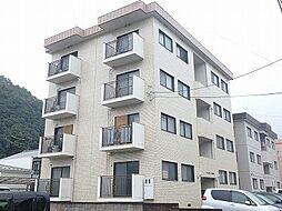 サンルビーササキI[3階]の外観
