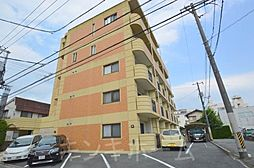 広島県安芸郡府中町大須3丁目の賃貸マンションの外観
