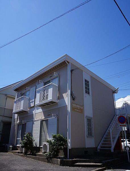 カドヤハイツ藤井[A101号室]の外観