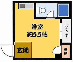 古川橋駅 1.5万円