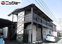 大井西住居[2階]の外観