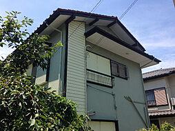 高橋アパート[2F 左号室]の外観