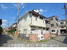 大阪府枚方市都丘町の賃貸アパートの外観