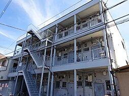 城山マンション[105号室]の外観