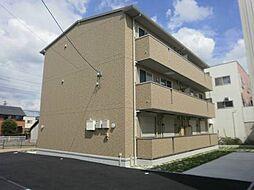 愛知県名古屋市守山区瀬古東2丁目の賃貸アパートの外観