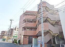 神奈川県横浜市神奈川区片倉2丁目の賃貸マンションの外観