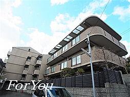 兵庫県神戸市灘区畑原通3丁目の賃貸マンションの外観