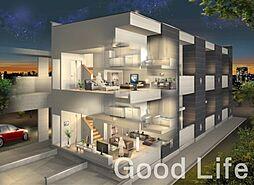 新築アパート 和白丘[1階]の外観