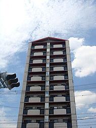 ステイト阿倍野[5階]の外観
