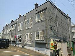 清田サンハイム1[3階]の外観