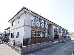 福岡県福岡市東区和白東1丁目の賃貸アパートの外観