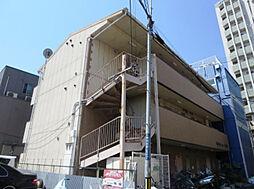 まるきマンション東大利[2階]の外観