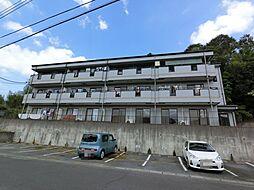 千葉県成田市郷部の賃貸マンションの外観