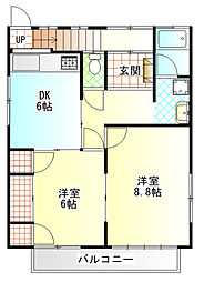 鴨宮駅 5.3万円
