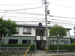 フレグランスM A棟[1階]の外観