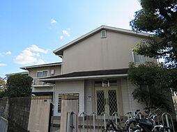 ソレーユ青山[2階]の外観