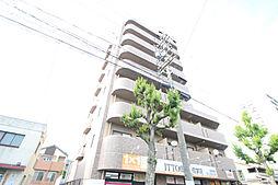 愛知県名古屋市瑞穂区彌富通3丁目の賃貸マンションの外観