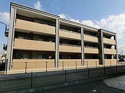 ブランシュール弐番館[3階]の外観