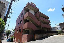 第3廣木興産ビル[4階]の外観