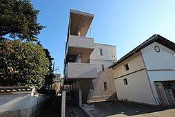 八木フラット[3階]の外観
