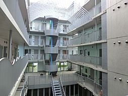 コナビレッジ[2階]の外観