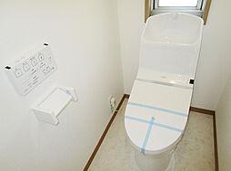 トイレ」ウォシュレット付、新品