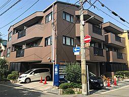 大阪府大阪市住之江区南加賀屋4丁目の賃貸マンションの外観