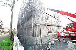 はぁ〜と・六万寺[2階]の外観