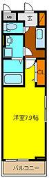 ル・クール[1階]の間取り