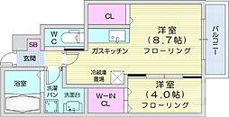 五橋駅 6.7万円