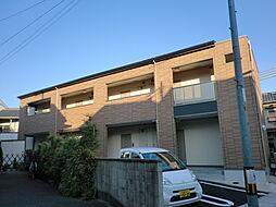 兵庫県尼崎市今福2丁目の賃貸アパートの外観