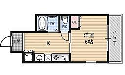 ニッショーフクシマ[7階]の間取り