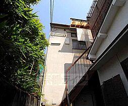 京都府京都市北区新御霊口町の賃貸アパートの外観