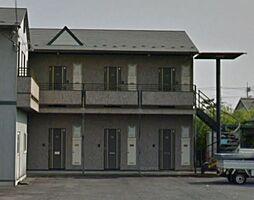 滋賀県東近江市八日市金屋3丁目の賃貸アパートの外観