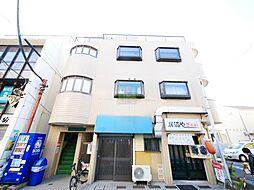 東京都世田谷区船橋1丁目の賃貸マンションの外観
