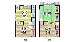 大倉山駅 6.8万円