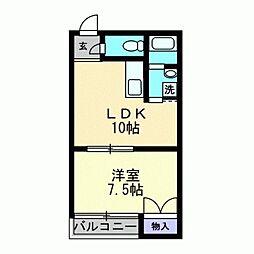 西大寺町駅 5.8万円
